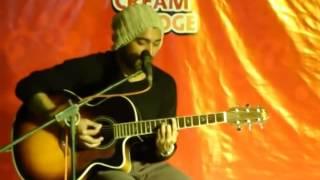 Jon covering Tahsan   Ekhono unplugged   BLACK cover Robi soundcheck