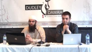 Exorcism (Ruqya) Course - Episode 1/9 - Introduction - Abu Ibraheem & Tim Humble