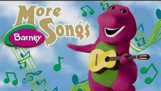 More Barney Songs SPECIAL 2,000 SUBSCRIBER Play Along