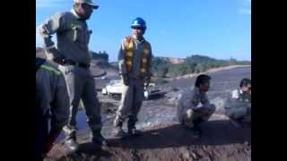 Tambang Batu Bara #Sapta Indra Sejati Job site Sanga sanga Kalimantan Timur2009
