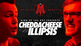 KOTD - Chedda Cheese vs Illipsis | #MM