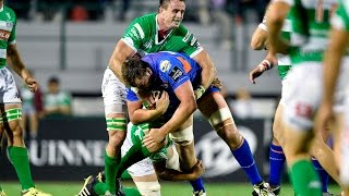 Round Five Highlights: Benetton Rugby Treviso v Scarlets