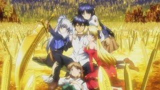 Top 10 Magic/Harem/School/Ecchi Anime!!!