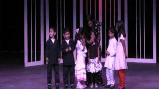 Ekushey February Part 4 - Children Recite Choras