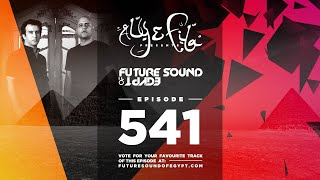 Future Sound of Egypt 541 with Aly & Fila