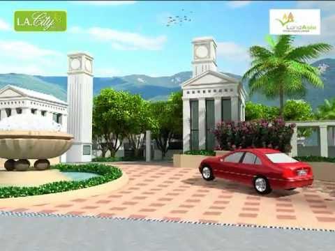 La City Approved township with residential plots & villas dehradun 9012644477