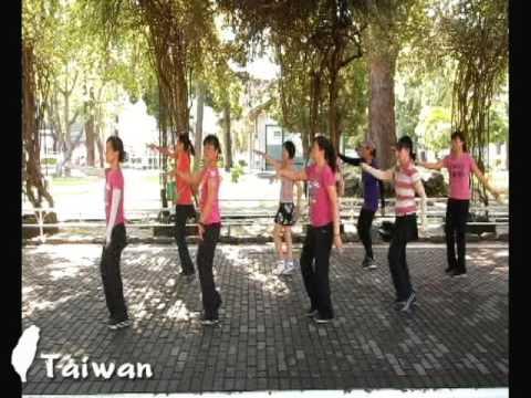 Happy Tonight 歡樂今宵 - Line Dance  Tina Chen Sue-Huei & Wendy Lin