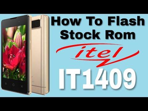 Xxx Mp4 How To Flash Stock Rom ITel IT1409 Fix Hang On Logo 3gp Sex