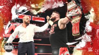 2016: Kevin Owens 1st WWE Theme Song -