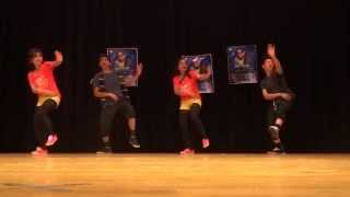 Lat Lag Gayee - Group Dance - Live Perofrmance - 1080P