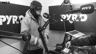 Traphouse Tyler Spits Bars Live - DJ Oblig - PyroRadio - (07/02/2018)