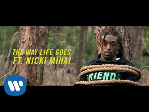 Lil Uzi Vert The Way Life Goes Remix Feat. Nicki Minaj Official Music Video
