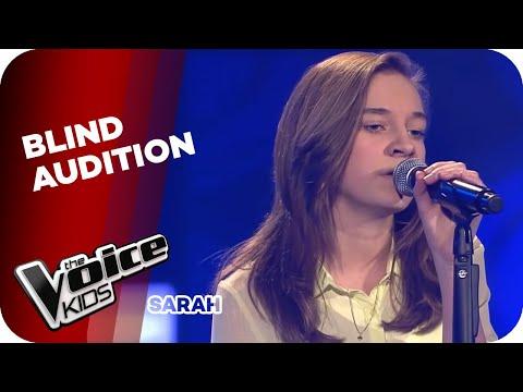 Lorde - Royals (Sarah) | The Voice Kids 2014 | Blind Audition | SAT.1