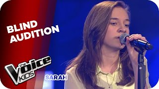 Lorde - Royals (Sarah) | The Voice Kids 2014 | Blind Audition | SAT.1