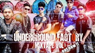 Desi Hip Hop | Mixtape Vol 1| MMN Records | Lucknow's New Hindi Rap Songs 2017
