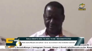 Focus Tv Kenya Weekend News  With Stephen Odipo