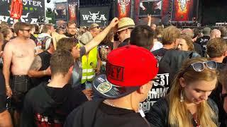 Status Quo на Wacken 2017. Настоящая весёлая атмосфера на Wacken: пиво, танцы, рок н рол!!!