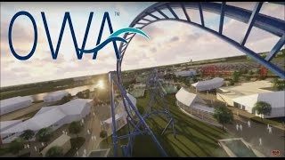 The Park at OWA (NEW THEME PARK IN ALABAMA) at IAAPA 2016