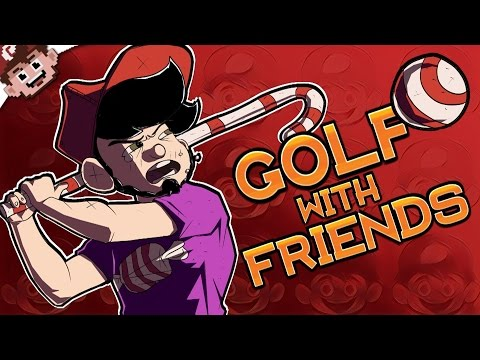 THE CANDYLAND RAGE Big Balls and Collision Golf With Your Friends Multiplayer