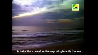 Gupi Bagha HIrak Rajar song - Aha Ki Anondo -  English Subtitles by SDTZF