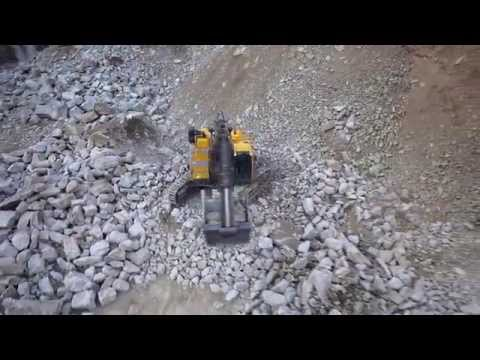 Volvo EC750D Crawler Excavator Productivity