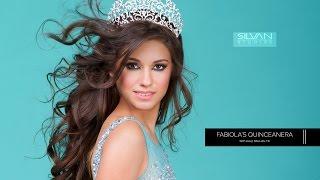 Fabiola's Quinceanera Highlights Video | Alarcon Studios