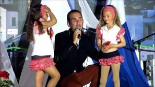 DOS NIÑAS de SOLO 6 AÑOS Bailan una ESTUPENDA Baile Moderna ESTEPONA 2016