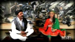 pashto best song_ shen khali nada maloma_made by alizai