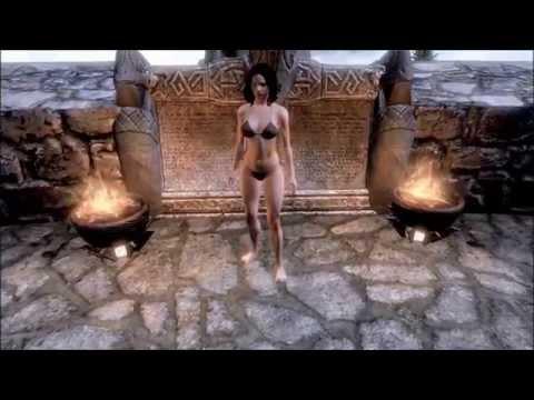 Skyrim Mod Spotlight Body mods