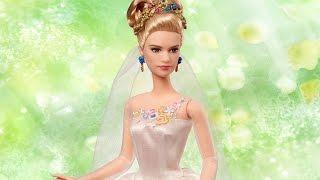 Cinderella Wedding Day / Kopciuszek w Sukni Ślubnej - Disney Princess - Mattel - CGT55