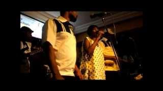 MONIQUE SEKA @ PAM'S LIVE BAR - ABIDJAN - Adéba