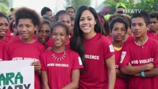 Alex Scott at the FIFA U20 Women's World Cup – Episode 1