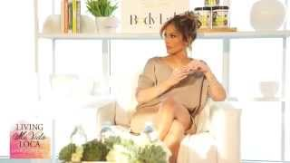 Jennifer Lopez answers BodyLab questions at press conference