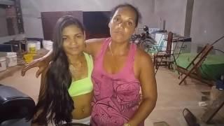 Tigresa e mãe falando sobre criticas,lição de moral para muitos.