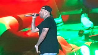 Nicky Jam Live In Concert Madrid May 2018 'Te Bote'