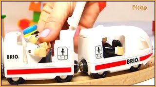 MEGA Choo-Choo Trains! - Brio Toys & Trains for Kids. Learn Counting Numbers Compilation for kids