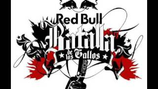G Unit : Poppin Them Thangs ( Instrumental Red Bull Batalla de los Gallos )