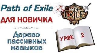 Path of Exile:  для новичков - Дерево пассивных навыков