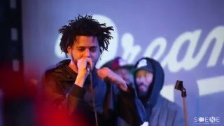 J Cole Performs