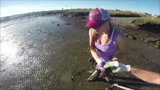 Mud & Gold! Lady Prospector Danielle