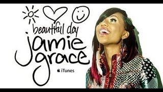 It's A Beautiful Day - Jamie Grace (with lyrics)