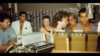 The Latin Rascals on Kiss-FM 98.7 (1984)