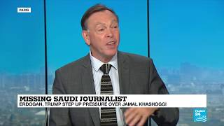 "Missing Saudi journalist: Turkey ""want to make sure Saudi Arabia pay for this"""
