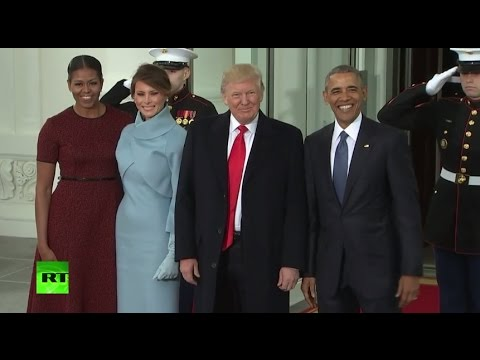 watch Inauguration 2017 LIVE: Trump sworn into office, clashes break out in Washington DC