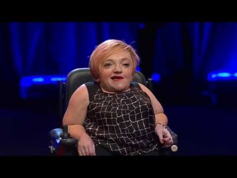 Xxx Mp4 Inspiration Porn And The Objectification Of Disability Stella Young At TEDxSydney 2014 3gp Sex