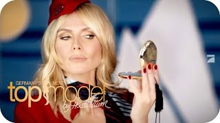 Germany's next Topmodel Trailer: Wir sind ready for take off: die 10. Staffel ab 12. Februar