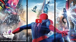 Amazing Spiderman 2 - Tamil Movie Review by Thenaali TV (Andrew Garfield, Emma Stone)
