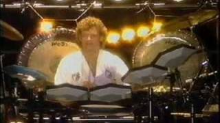 Yes-Long distance run around live