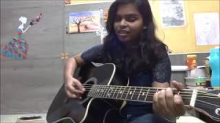 Aao Huzur | Chura Liya hai | Mash Up | Guitar Cover