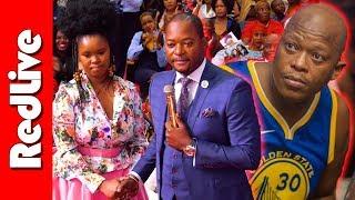Ntando Duma exposing Mampintsha, Alph Lukau's Zahara prophecy | Red Hot News